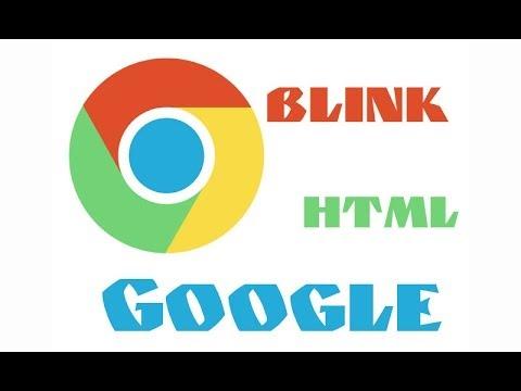 Blink Tag - Blink HTML - Новый Прикол Google 2014