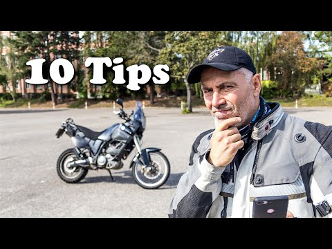 10 Tips to Have a Trouble - Free Motorcycle for Many Years!