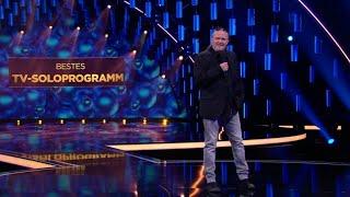 Der Deutsche Comedy Preis – Markus Krebs liegt gerne unten