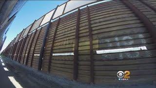 California Contractors Ignore Politics In Bids To Build Border Wall
