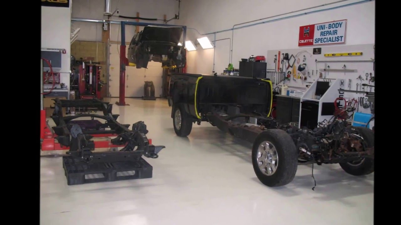 2012 Chevrolet Silverado Chassis Frame Replacement Youtube