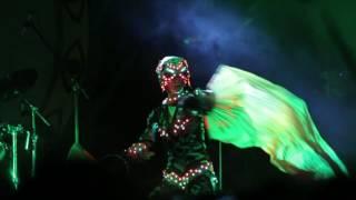 Juno Reactor & The Mutant Theatre @ Ozora 2016 ᴴᴰ