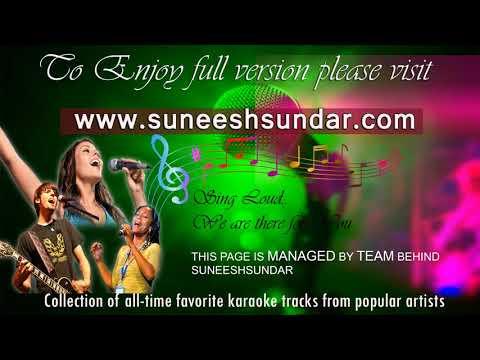 Kanna aalila kanna karaoke with synced lyrics add