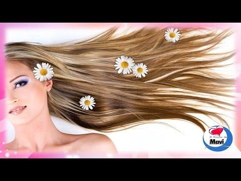 Como decolorar el cabello naturalmente doovi - Como aclarar el pelo en casa ...