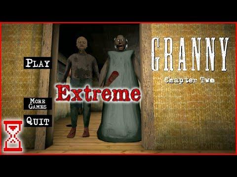Прохождение на Экстриме с Бабкой и Дедом | Granny 2 Extreme