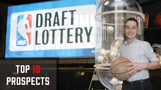 NBA Draft Lottery TOP 10 Prospects | The Unnamed Sports Show