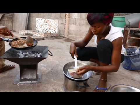 AFRICAN FOOD - GAMBIA