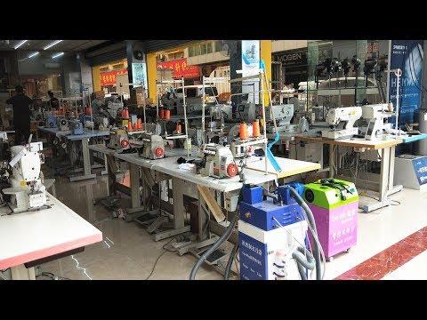 Second-hand Sewing Machines Japan Original Machines JUKI Machines Wholesale Button Hole Machinery