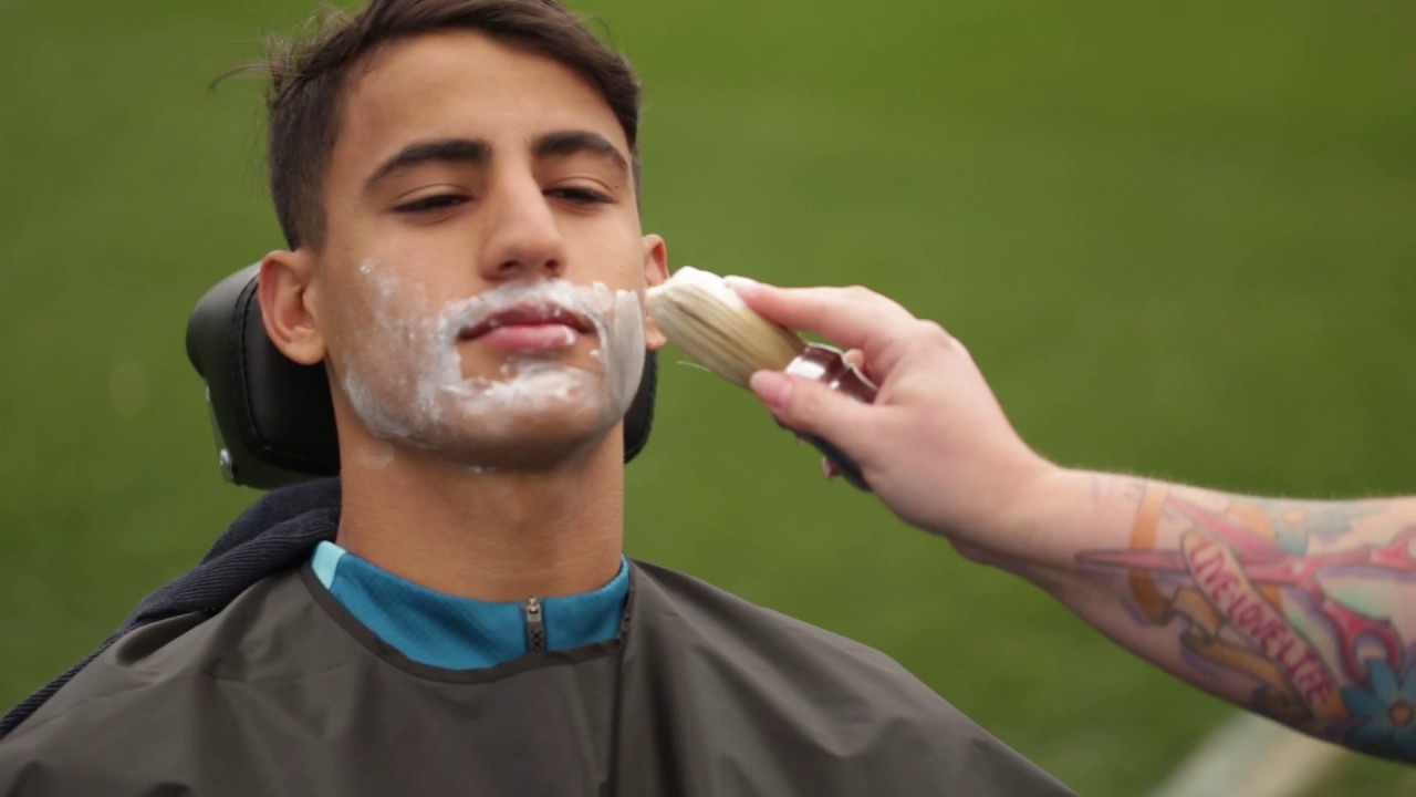 Shaving Down The Most Iconic Mo at Melbourne City FC