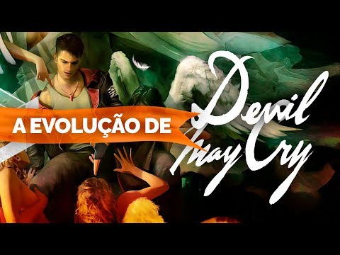 A EVOLUÇÃO DE DEVIL MAY CRY - De 2001 a 2018 thumbnail