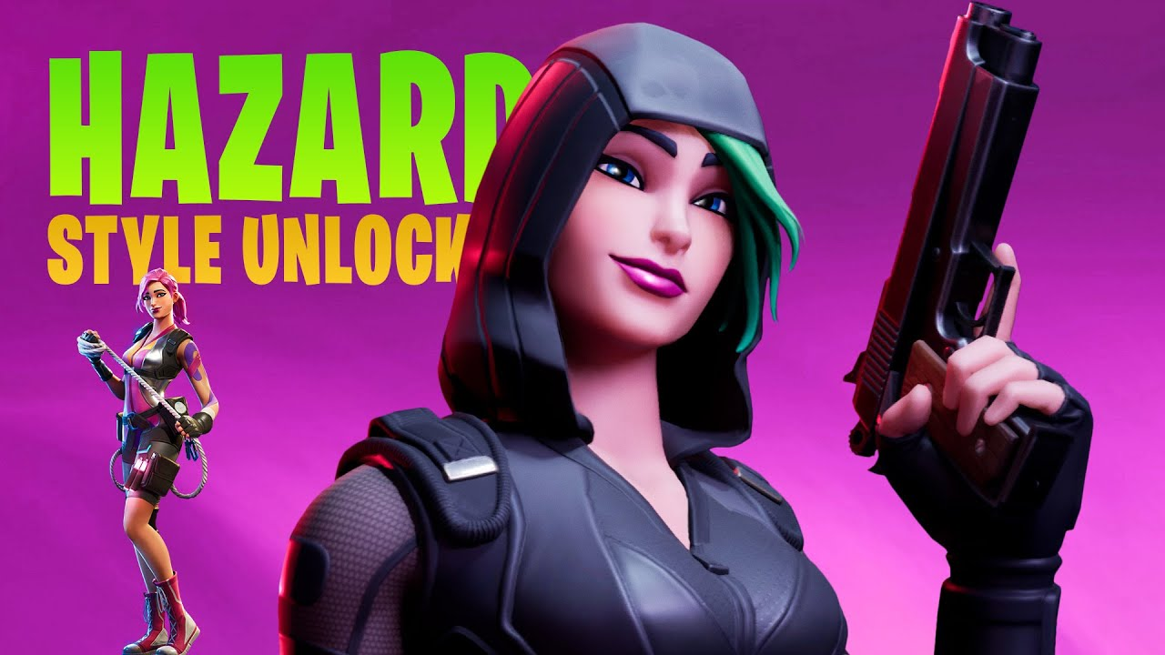 Unlocking NEW Hazard Outfit in Fortnite (Summit the ...