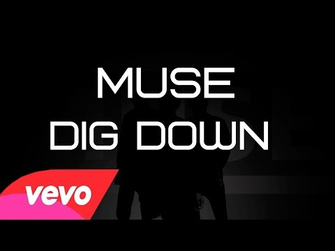 Muse - Dig Down (LYRICS) NEW