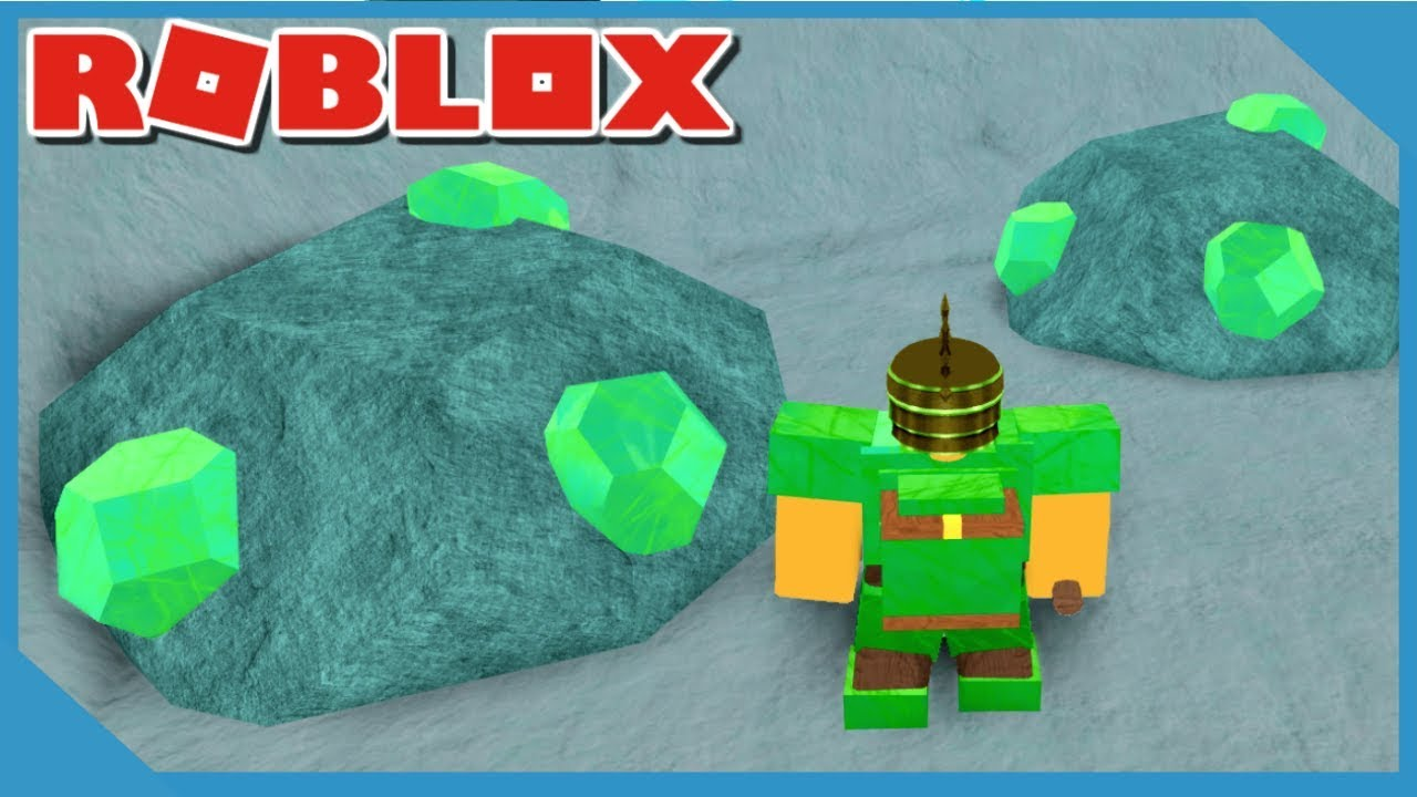 how to get emerald roblox booga booga