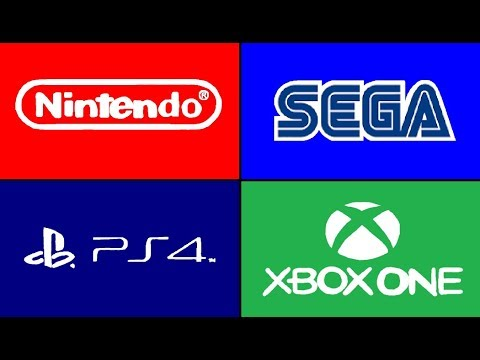 All video game console startups mark ii youtube - High resolution playstation logo ...