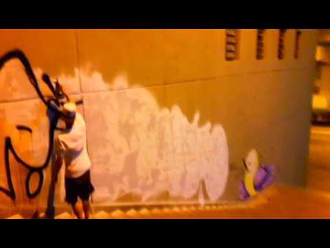 Drop Nato Tédio Graffiti  Bombing São Paulo