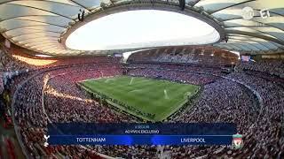Tottenham 0x2 Liverpool - Melhores Momentos - Gols - Final Champions