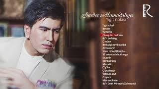 Sardor Mamadaliyev - Yigit nolasi nomli albom dasturi 2018