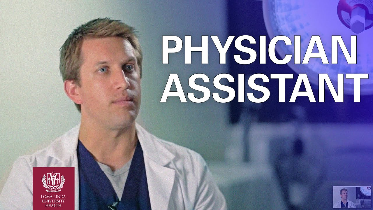 Career Profile Physician Assistant Youtube