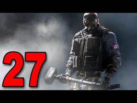 Rainbow Six Siege - Part 27 - MY NEW FAVORITE OPERATOR