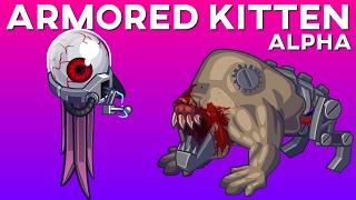 Armored Kitten - New Enemies