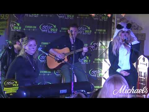 Star 99.9 Michaels Jewelers Acoustic Session with Rachel Platten -