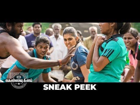 Kennedy Club - Sneak Peek   P Bharathiraja, M Sasikumar, Gayathrie   Suseenthiran