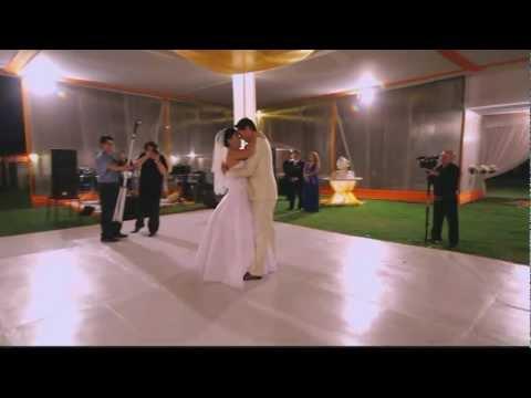 Boda Religiosa : Baile Recien Casados