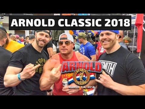 ARNOLD CLASSIC 2018   WORLD RECORD DEADLIFT   WORLD'S BIGGEST EXPO   JAMES MOONEY