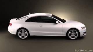 Audi S5 3D Model From CreativeCrash.com