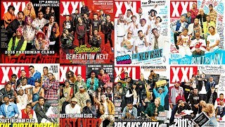 Ranking Every XXL Freshman Class WORST to BEST