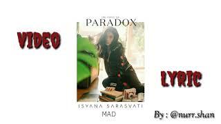 Isyana Sarasvati - MAD (Lirik) || PARADOX