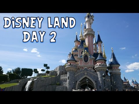 Squiddy Vlogs - DISNEY LAND PARIS! [30]