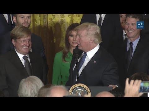 Trump Asks Pittsburgh Penguins Owner to Help Renegotiate NAFTA