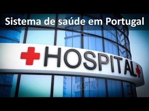 Como é o sistema de saúde em Portugal