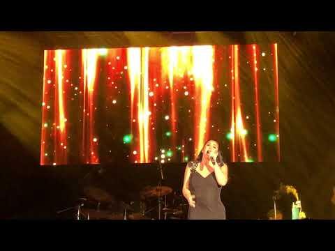 "Regine Velasquez ""Song Bird Sings"" Calgary Alberta Canada"