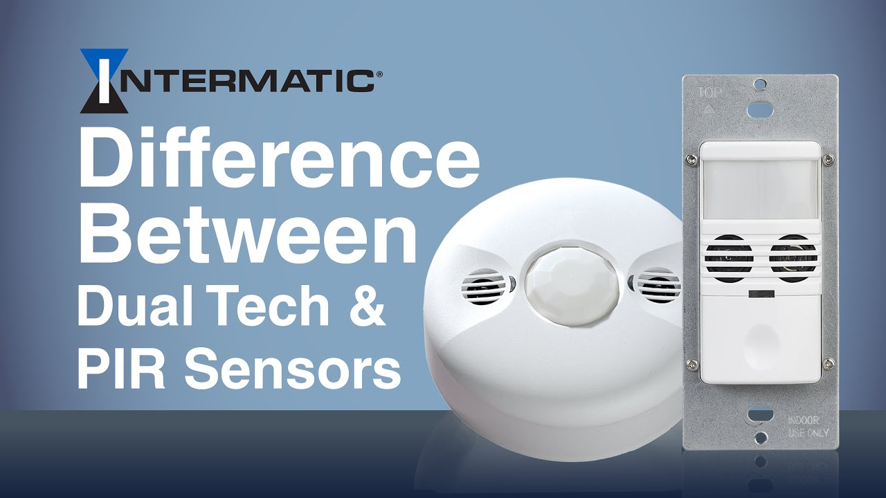 Save Energy and add Security with Occupancy and Vacancy Sensors From Intermatic