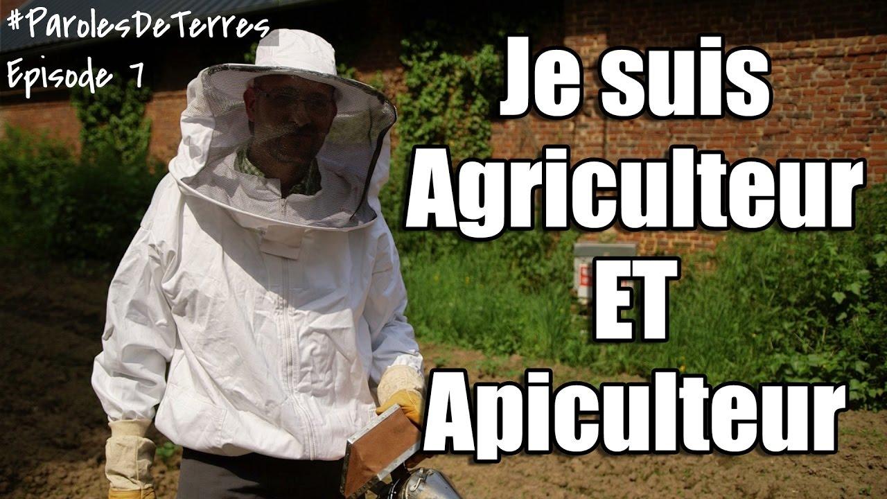 Agriculteur et Apiculteur