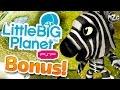 LittleBigPlanet PSP Gameplay - Story Mode Playthrough - Bonus Episode