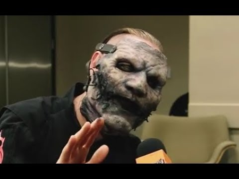 """new Slipknot album is """"gonna be evil"""" says Corey Taylor as he spoke to The Des Moines Register!"""