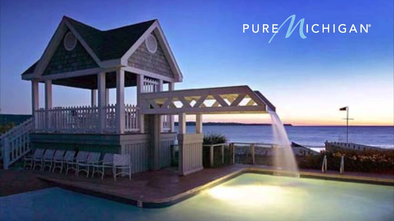the homestead resort pure michigan youtube