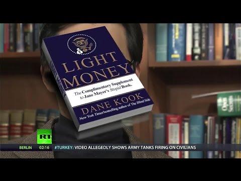 Light Money: The Insane Response To Dark Money [Parody Ad]