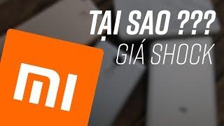 Bí mật nào khiến smartphone Xiaomi có mức giá shock như vậy?