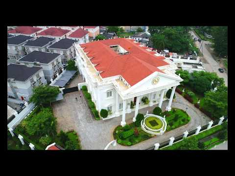 HOMES OF BILLIONAIRES IN LAGOS (FULL 4K!)