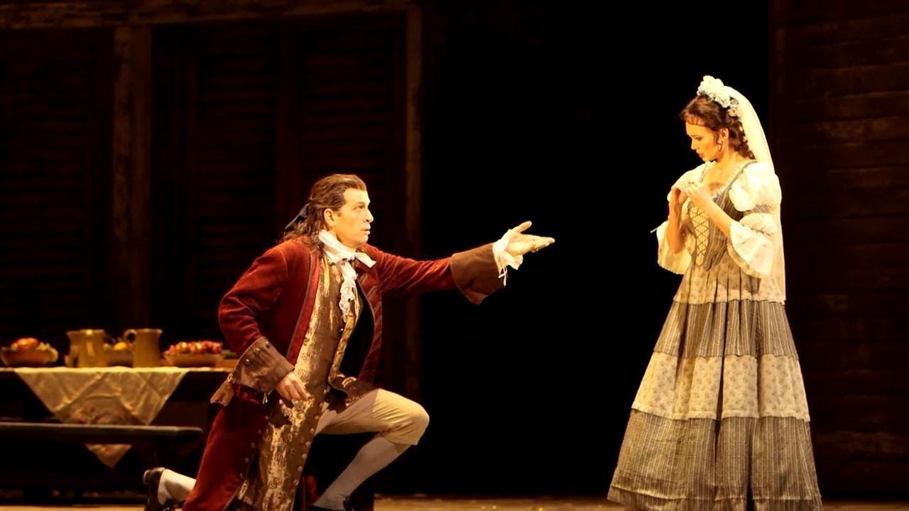 """Don Giovanni: """"Là ci darem la mano"""""""