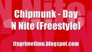 Chipmunk - Day N Nite (Freestyle) (+MP3)