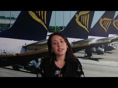 Ryanair retoma voos regulares desde Portugal a Partir de Julho
