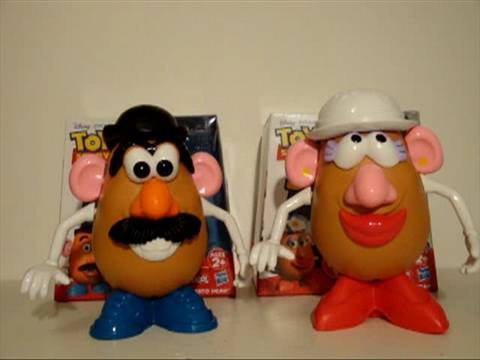 Soundout Review - Toy Story Week Day 1 - Mr. And Mrs. Potato Head
