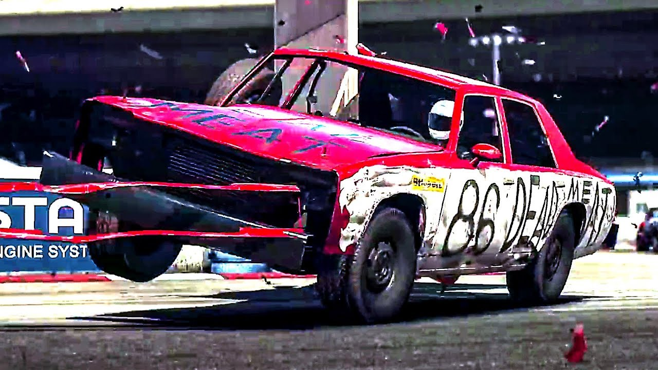 WRECKFEST Bande Annonce (2018) PS4 / Xbox One / PC