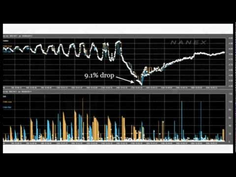 TEDxNewWallStreet – Sean Gourley – High frequency trading and the new algorithmic ecosystem