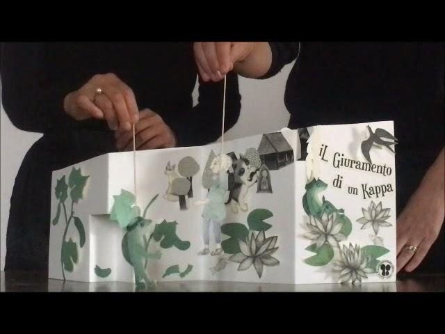 Meraviglie di carta: il giuramento di un kappa